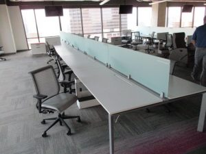 Steelcase Frame One Benching