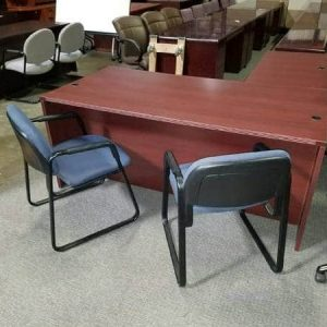 Nexus L Shape Desks