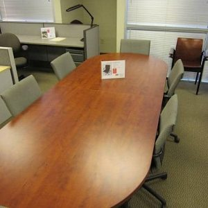 Used 10 FT Conference Table