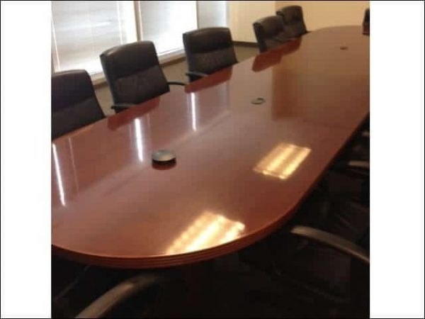 Used 16 ft conference table