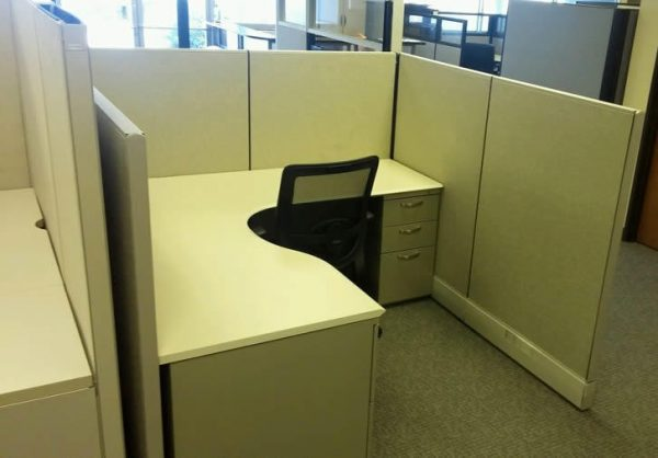 Herman Miller AO3 Cubicle