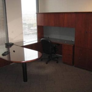 Used Steelcase U Shape Desks