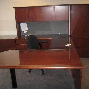 Used Steelcase U Shape Desks