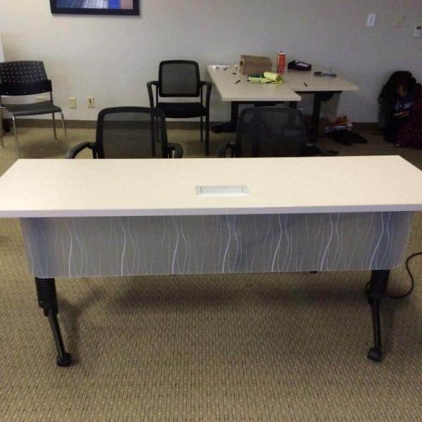 National Flip/Nest Training Table