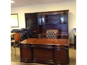 used 3 Piece Executive Desk