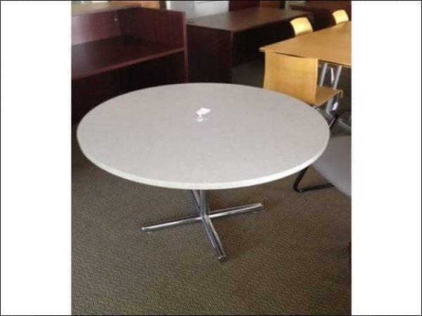 "Used42""x42"" BREAK ROOM TABLES"