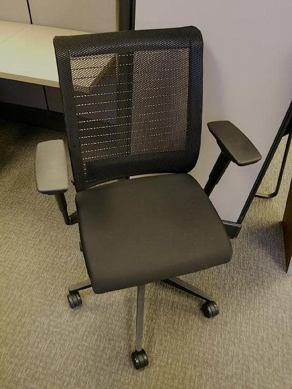 Used Steelcase Think Chairs