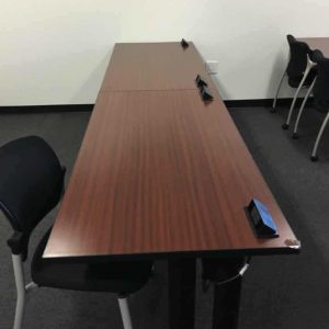 Used 60x30 Training Tables with Power