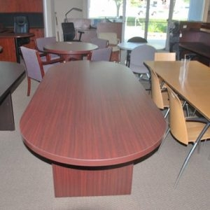 8-Ft-Mahogany-Conference-Table