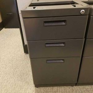 used box/box/file pedestals