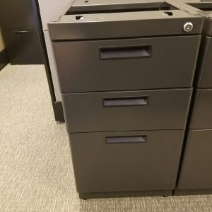 Used BBF Pedestals with lock core