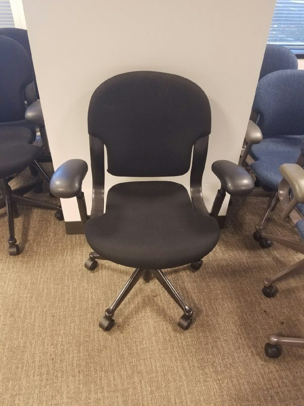 Used Herman Miller Equa office chairs