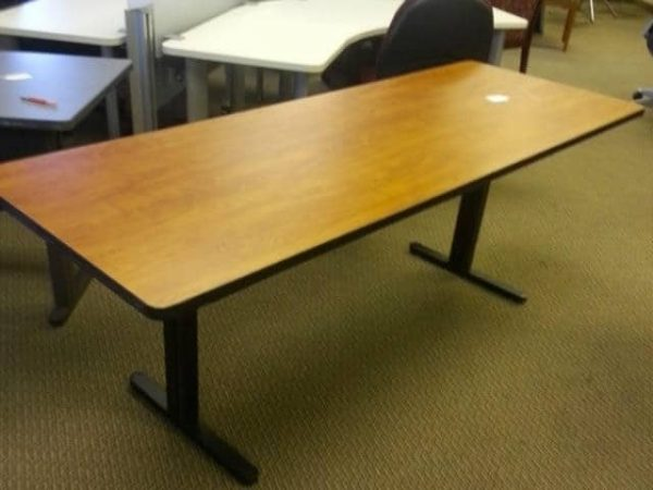 Used Cherry Training Tables