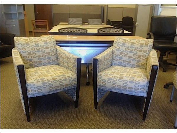 Used Club Chair Lobby Chairs