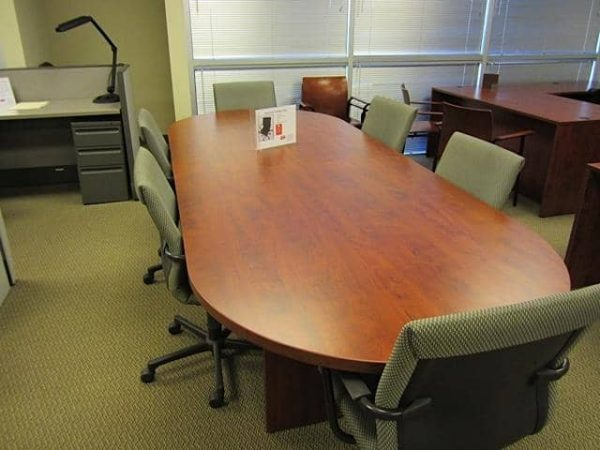 Preowned 10ft Conference Table