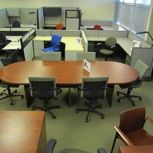 Used 10' Conference Room Table