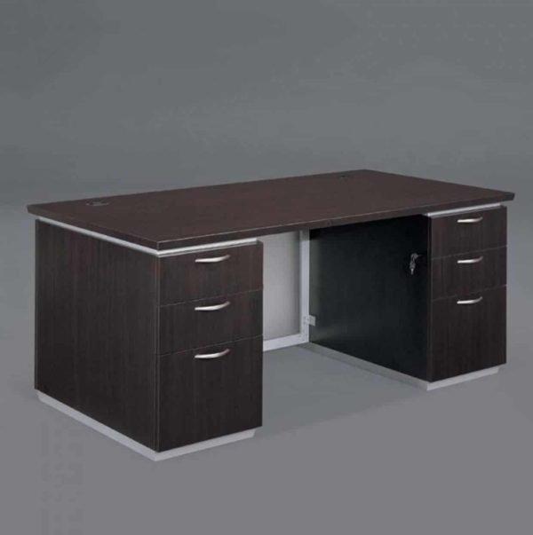 DMI Pimlico Executive Desk 7020-36