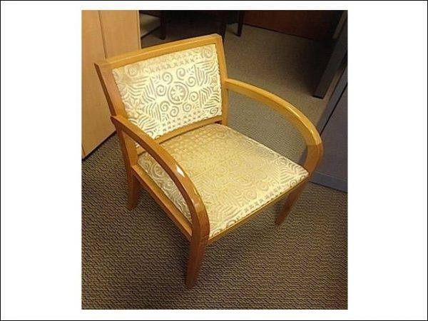 Used Maple Frame Geiger Side Chairs