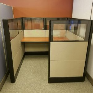 Used Herman Miller Ethospace Cubicles