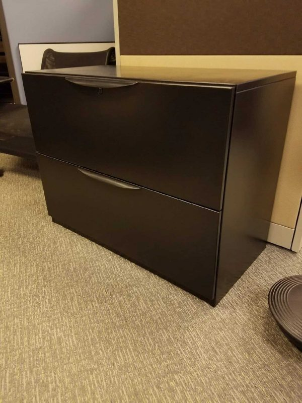 Haworth 2 Drawer Laterals Used