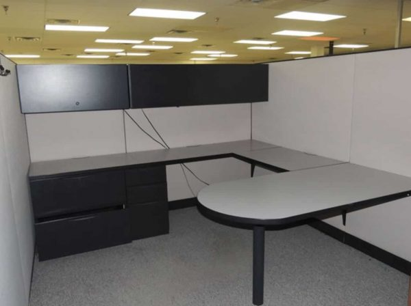 Used Haworth Premise Cubicles