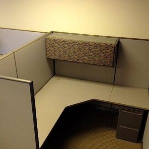 used Herman Miller 6x8 Cubicles Workstations