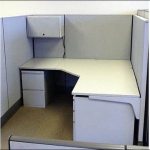 Used Herman Miller 6×6 AO3 Cubicles