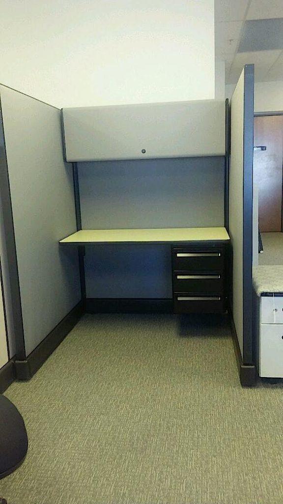 Used Herman Miller AO2 Workstations