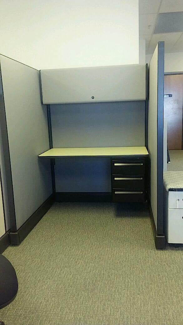 Used Herman Miller AO2 Workstations