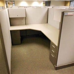 Used Herman Miller A02 Cubicles 8×6.5 & 6.5×6.5