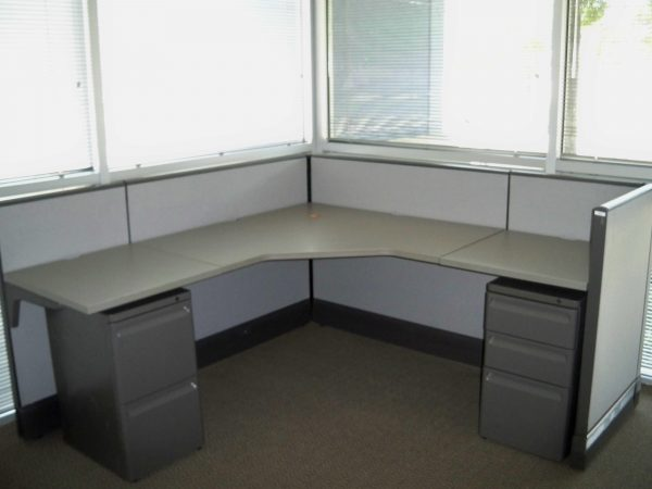 Used Herman Miller A03 Cubicles 6