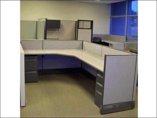 Used Herman Miller AO3 cubicles