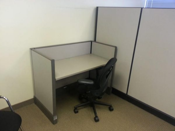 Secondhand Used Herman Miller A03 Telemarketing Cubicles