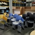 Herman Miller Caper Chairs