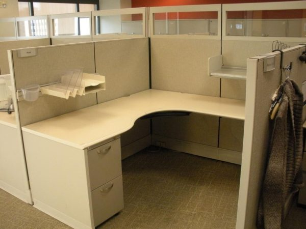 used herman miller a03 cubicles