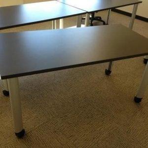 Used Herman Miller Mobile Training Tables