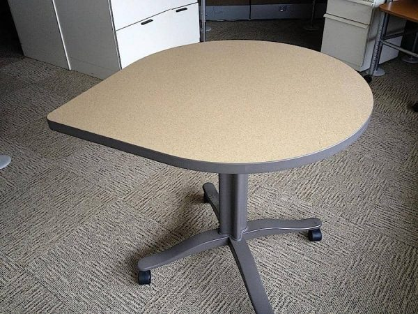 Used Herman Miller Teardrop Tables