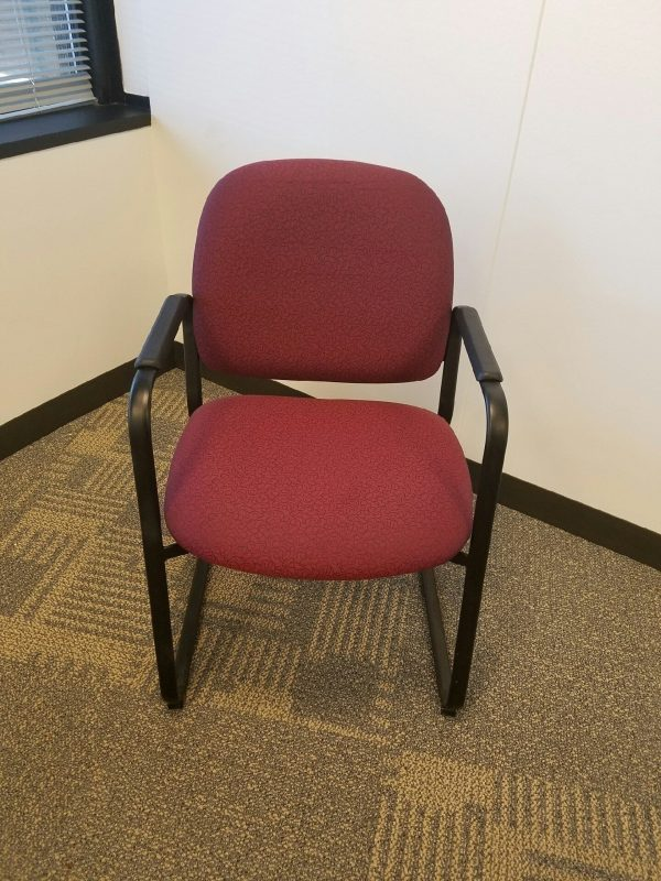 Used HighMark Guest Chairs