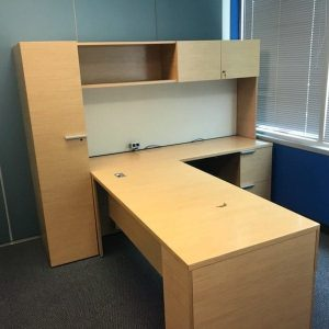 used Gunlocke office desks