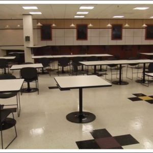 Used KI Break Room Tables