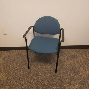 used KI Versa stack chairs