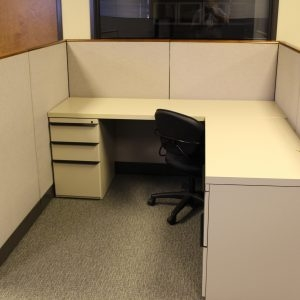 Used Kimball Cetra Cubicles