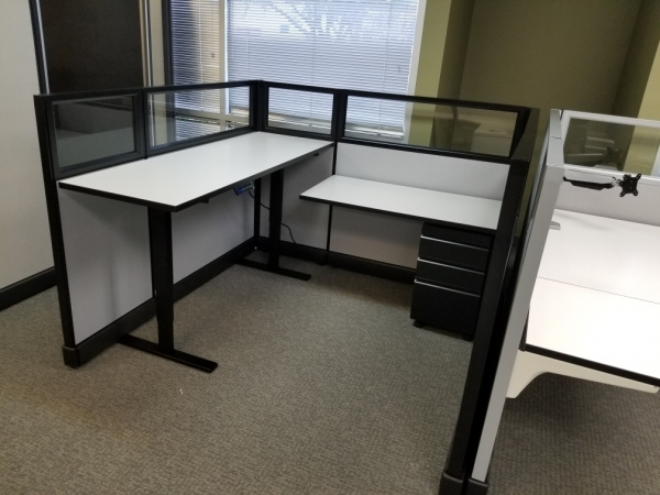 Kimball cubicles