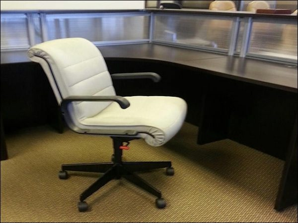 Used Knoll Sapper Executive Management Chairs