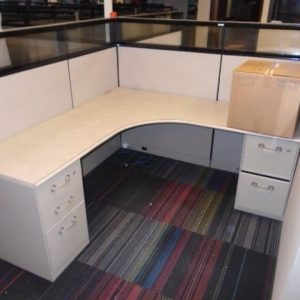 Secondhand Steelcase Montage Cubicles