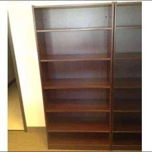 Used Mahogany Bookcases