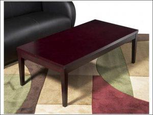 Used Mahogany Coffee Table