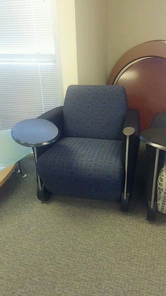 Used Martin Brattrud Think Fast Chairs