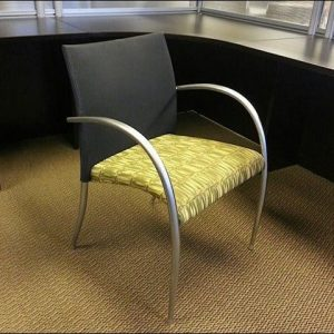 Used Mesh Back Guest Chairs