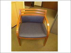 Used Maple Frame Metropolitan Wood Side Chairs